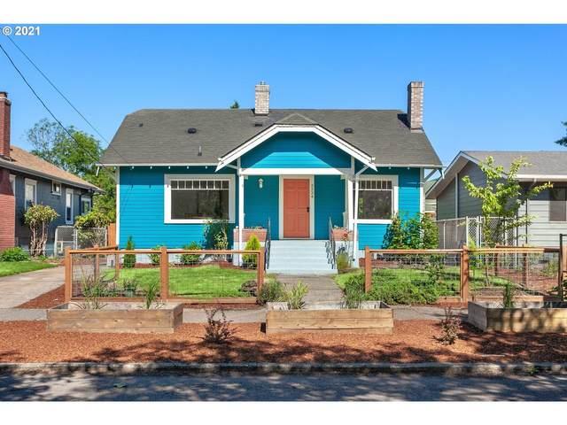 3334 NE 67TH Ave, Portland, OR 97213 (MLS #21208313) :: McKillion Real Estate Group