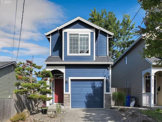 3401 N Arlington Pl, Portland, OR 97217 (MLS #21208425) :: Windermere Crest Realty