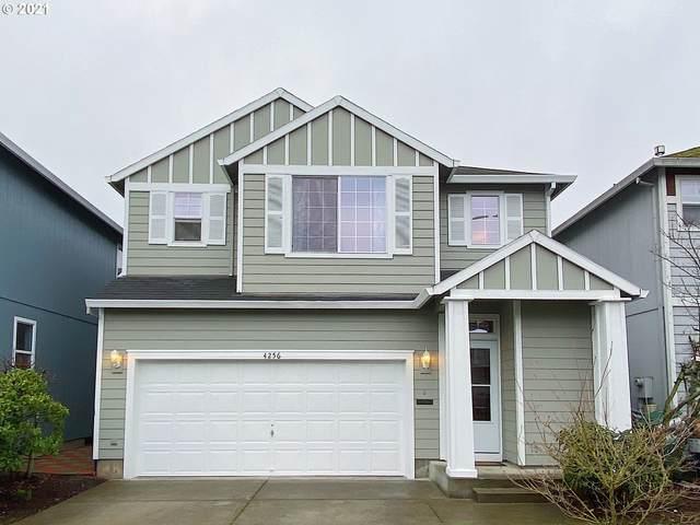 4256 SE Russell St, Hillsboro, OR 97123 (MLS #21208452) :: Premiere Property Group LLC