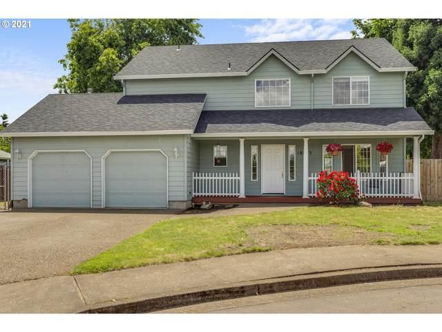 18843 Hein St, Oregon City, OR 97045 (MLS #21208519) :: Lux Properties