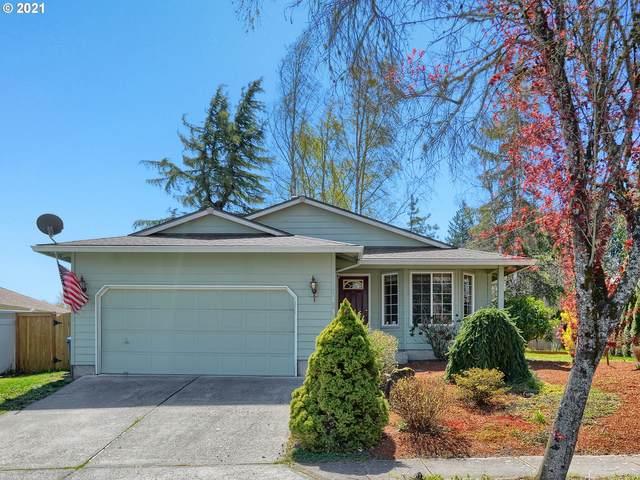 2936 SE 26TH St, Gresham, OR 97080 (MLS #21208562) :: Premiere Property Group LLC