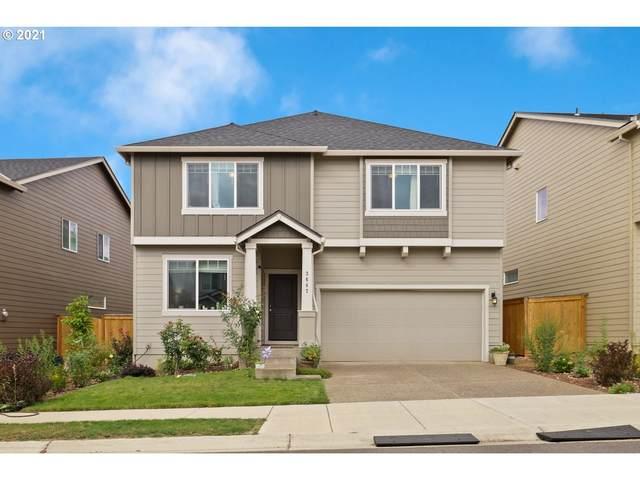 3647 NE Pioneer St, Camas, WA 98607 (MLS #21208844) :: Cano Real Estate