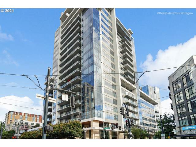 1001 NW Lovejoy St #1508, Portland, OR 97209 (MLS #21208917) :: Cano Real Estate