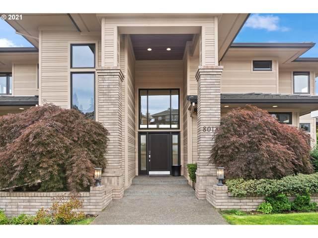 8018 NW Blue Pointe Ln, Portland, OR 97229 (MLS #21208978) :: Stellar Realty Northwest