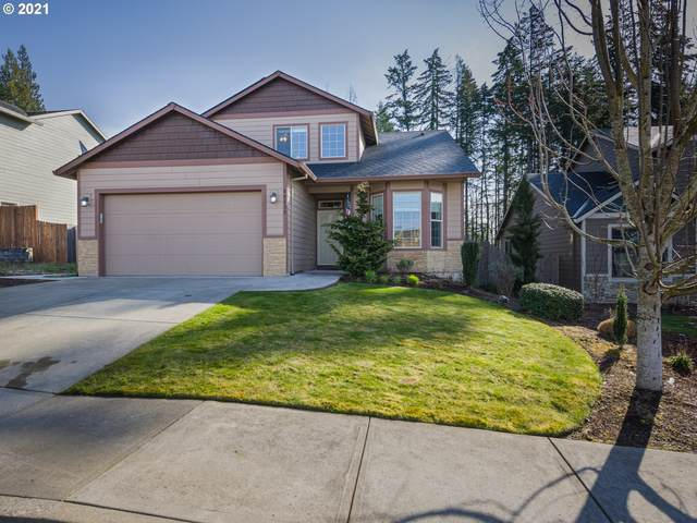 60250 Wapiti Dr, St. Helens, OR 97051 (MLS #21209354) :: Lucido Global Portland Vancouver