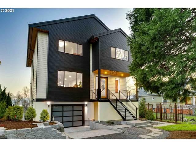 2402 N Blandena St A, Portland, OR 97217 (MLS #21209464) :: Duncan Real Estate Group