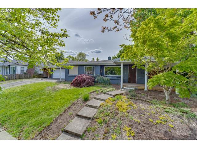 6125 SE 23RD Ave, Portland, OR 97202 (MLS #21209771) :: Song Real Estate