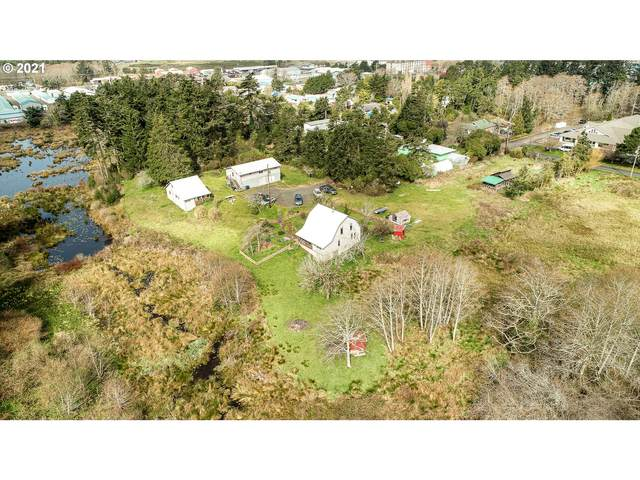 3616 SE Elm St, South Beach, OR 97366 (MLS #21209801) :: Beach Loop Realty