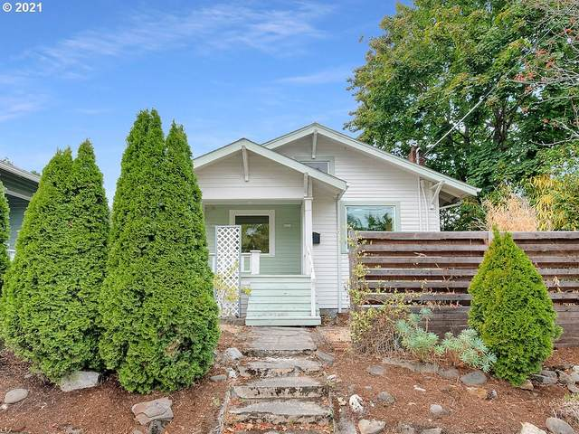 4611 NE 33RD Ave, Portland, OR 97211 (MLS #21209811) :: Townsend Jarvis Group Real Estate