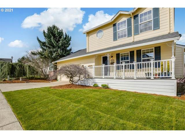 5102 NW Millstone Way, Portland, OR 97229 (MLS #21210015) :: Beach Loop Realty