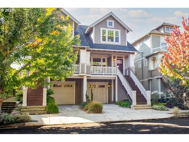 136 NE Ivy St, Portland, OR 97212 (MLS #21210074) :: Gustavo Group