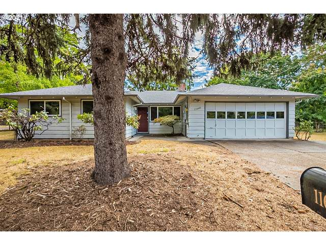 11640 SW Tiedeman Ave, Tigard, OR 97223 (MLS #21210428) :: Next Home Realty Connection
