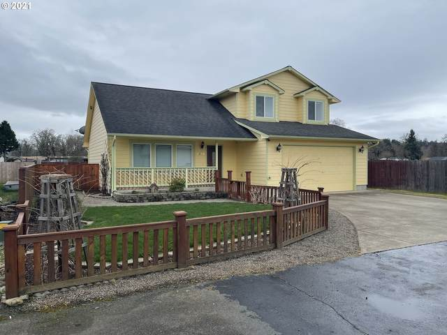 1254 Ostrander Ln, Cottage Grove, OR 97424 (MLS #21210543) :: Fox Real Estate Group