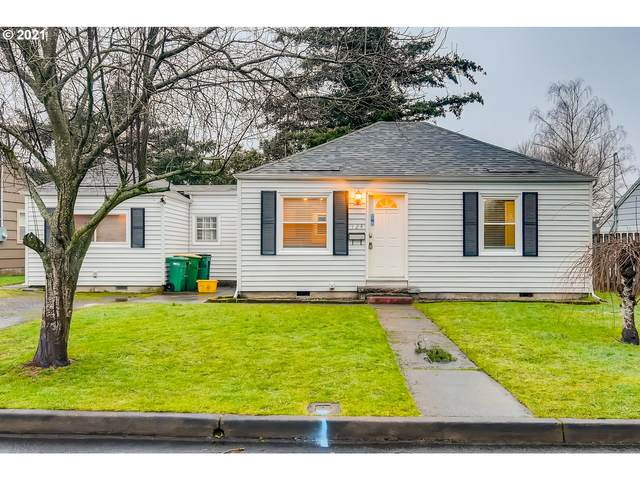 124 Ash Ave, Wood Village, OR 97060 (MLS #21210561) :: Fox Real Estate Group