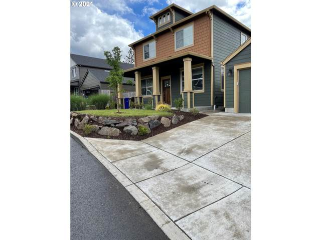 18505 Tryon Way, Gladstone, OR 97027 (MLS #21210595) :: Real Tour Property Group