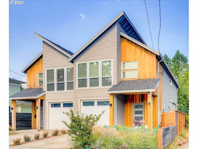 7485 N Huron Ave, Portland, OR 97203 (MLS #21210935) :: Fox Real Estate Group