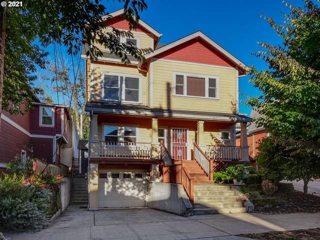 19 SE 24TH Ave, Portland, OR 97214 (MLS #21211288) :: Cano Real Estate