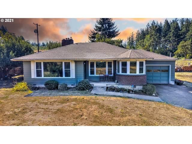 12996 S Warnock Rd, Oregon City, OR 97045 (MLS #21211370) :: McKillion Real Estate Group