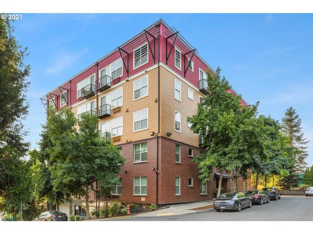 8712 N Decatur St #403, Portland, OR 97203 (MLS #21211448) :: Townsend Jarvis Group Real Estate