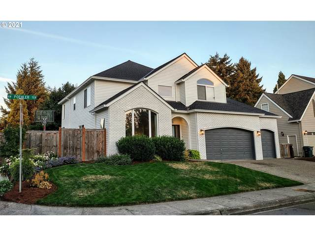 3740 NW Poehler Ter, Portland, OR 97229 (MLS #21211453) :: Next Home Realty Connection