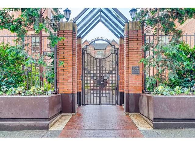 1500 SW Park Ave #204, Portland, OR 97201 (MLS #21211613) :: Gustavo Group