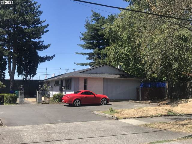 415 NE 83RD Ave, Portland, OR 97220 (MLS #21211877) :: Stellar Realty Northwest