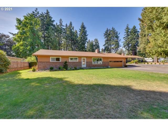 13145 SE Kuehn Rd, Milwaukie, OR 97222 (MLS #21212034) :: Holdhusen Real Estate Group
