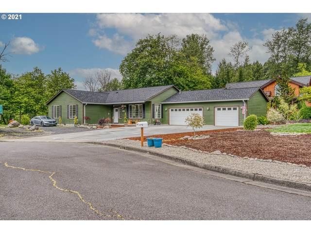236 Santiam Pointe Loop, Mill City, OR 97360 (MLS #21212059) :: Tim Shannon Realty, Inc.