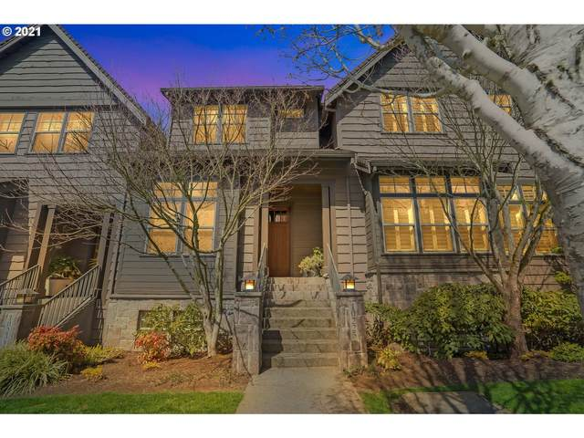 10225 SW Taylor St, Portland, OR 97225 (MLS #21212212) :: Townsend Jarvis Group Real Estate