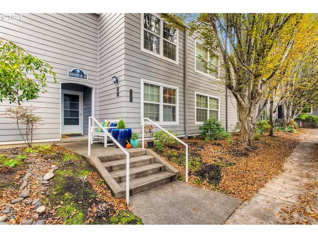 8600 SW Curry Dr B, Wilsonville, OR 97070 (MLS #21212287) :: Lux Properties