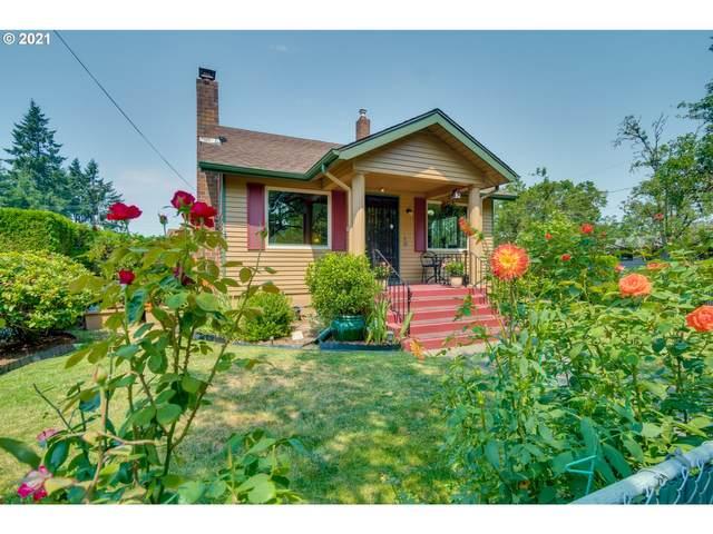 5041 SE Knight St, Portland, OR 97206 (MLS #21212352) :: Premiere Property Group LLC