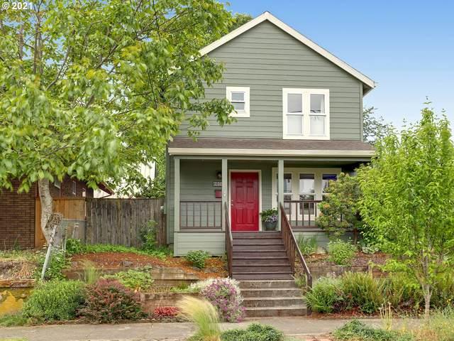 810 NE Failing St, Portland, OR 97212 (MLS #21212635) :: McKillion Real Estate Group