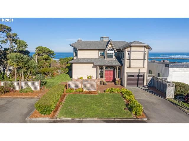 960 Ocean Dr, Bandon, OR 97411 (MLS #21212702) :: Fox Real Estate Group