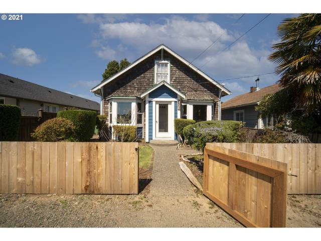 871 1ST St SE, Bandon, OR 97411 (MLS #21212810) :: Stellar Realty Northwest