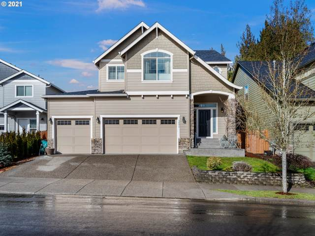 3006 NE 171ST St, Ridgefield, WA 98642 (MLS #21213368) :: McKillion Real Estate Group