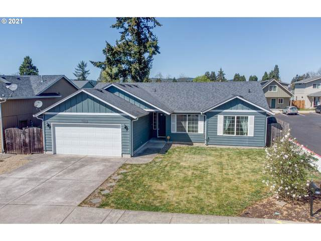 906 Arthur Ave, Cottage Grove, OR 97424 (MLS #21213843) :: Tim Shannon Realty, Inc.