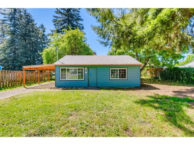2719 SE 151ST Ave, Portland, OR 97236 (MLS #21214139) :: RE/MAX Integrity