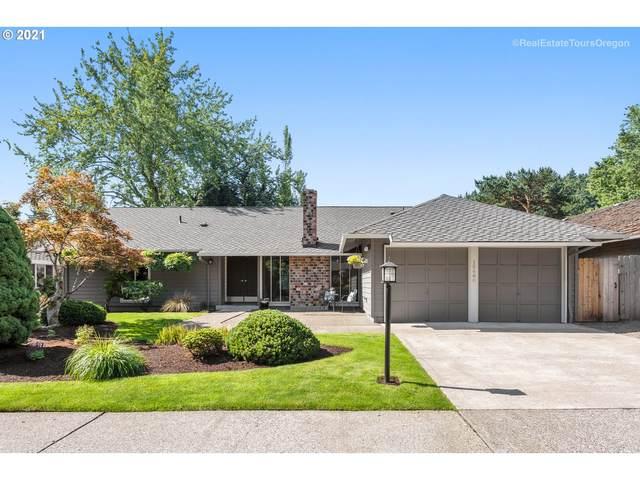 15680 SW Village Ln, Beaverton, OR 97007 (MLS #21214374) :: Brantley Christianson Real Estate