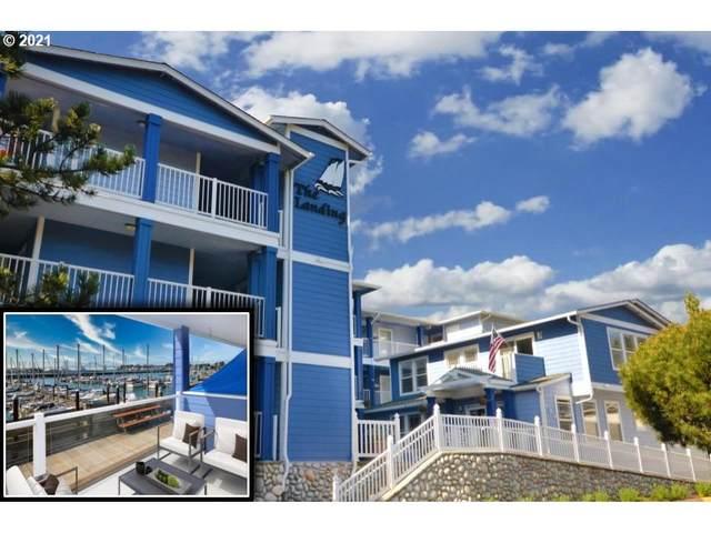 890 SE Bay Blvd #103, Newport, OR 97365 (MLS #21214485) :: Stellar Realty Northwest