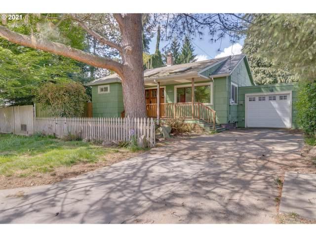 6835 N Bank St, Portland, OR 97203 (MLS #21214493) :: Premiere Property Group LLC