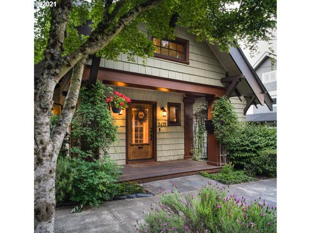 3655 NW Thurman St, Portland, OR 97210 (MLS #21214548) :: The Pacific Group