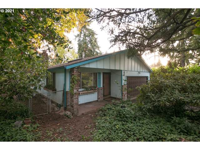 1218 SE Oak Grove Blvd, Milwaukie, OR 97267 (MLS #21214643) :: Lux Properties