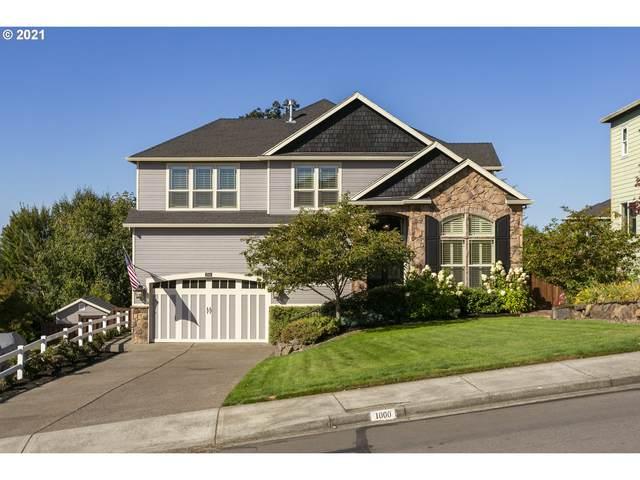 1000 E Lucas St, La Center, WA 98629 (MLS #21214875) :: Fox Real Estate Group