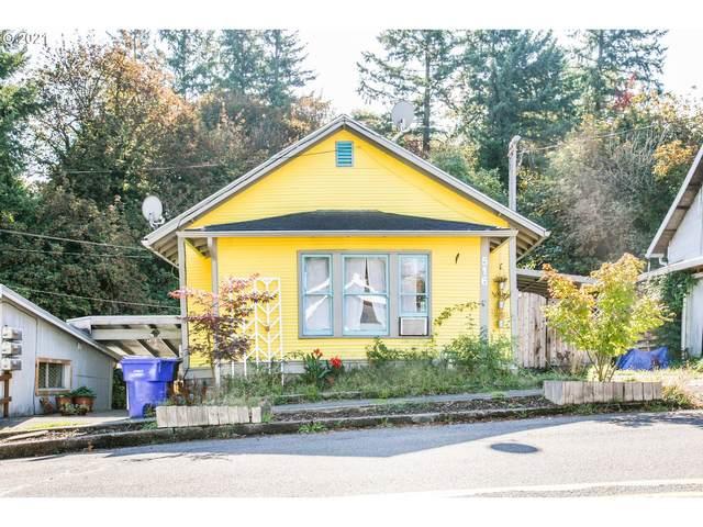 516 Jackson St, Oregon City, OR 97045 (MLS #21215029) :: Cano Real Estate