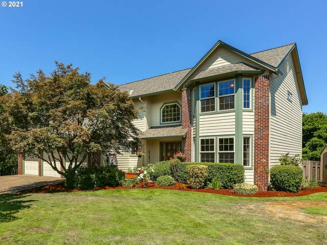 12423 SW Ames Ln, Tigard, OR 97224 (MLS #21215082) :: Change Realty