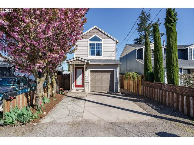 7241 SE Tenino St, Portland, OR 97206 (MLS #21215089) :: Cano Real Estate