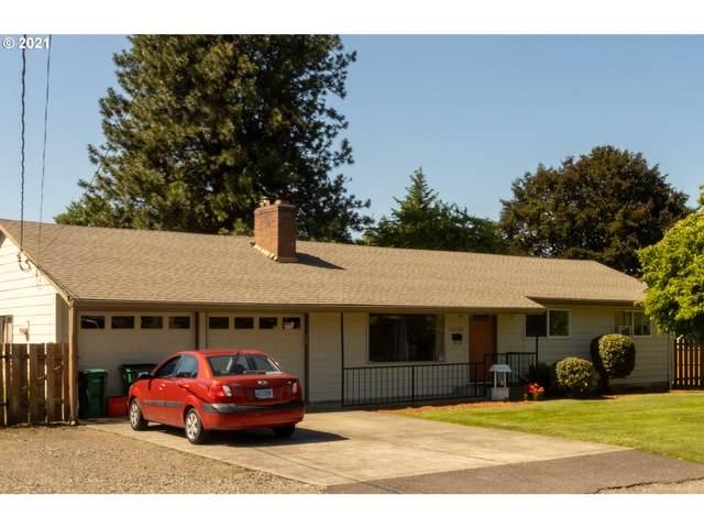 22208 SE Ash St, Gresham, OR 97030 (MLS #21215118) :: McKillion Real Estate Group