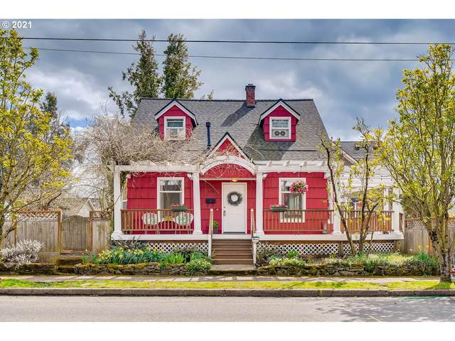 1112 NE Prescott St, Portland, OR 97211 (MLS #21215299) :: Brantley Christianson Real Estate