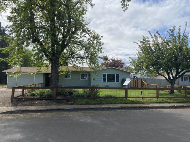 504 38TH St, Springfield, OR 97478 (MLS #21215314) :: Real Tour Property Group