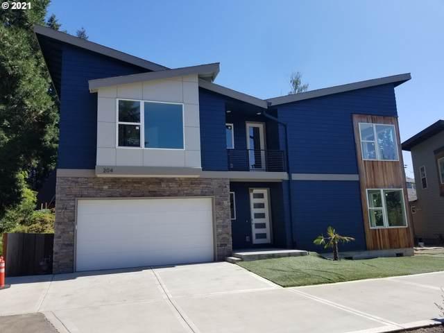 204 NW Quail Gardens Pl, Hillsboro, OR 97124 (MLS #21215898) :: The Haas Real Estate Team